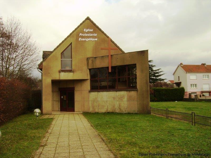 Vue de notre église au début de 2012 avant les travaux