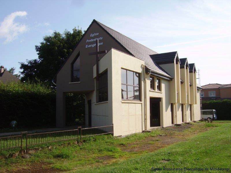 Vue globale de la façade sud (presque) sans échafaudage