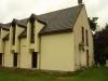 Vue de la façade sud sans échafaudage (troisième photo)